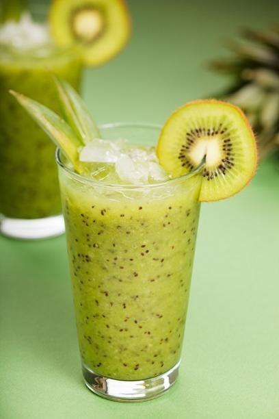 Image result for apple kiwi smoothie
