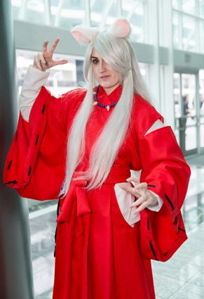 Make Your Own Inuyasha Costume