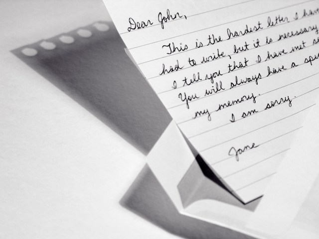 18 Free Breakup Letter Examples