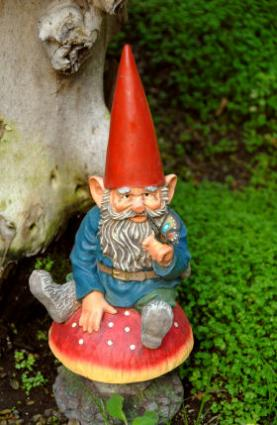 Bilderesultat for norwegian garden gnomes