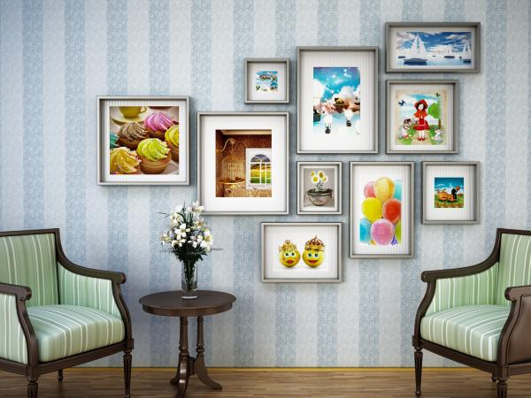 Key Wall Art Decor