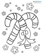 printable winter pages for kids