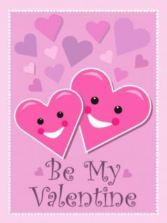 Free Printable Valentine Cards For Kids LoveToKnow