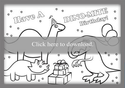 Kids Printable Birthday Cards Lovetoknow