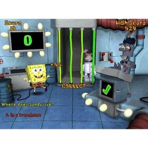 Sponge Bob Squarepants Computer Games for Kids