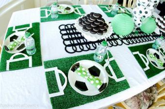 Soccer Themed Birthday Party Ideas Lovetoknow
