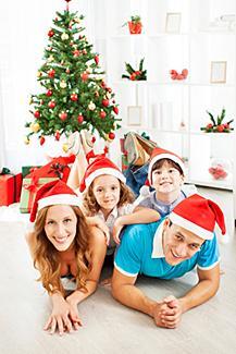 Family Christmas Portrait Ideas LoveToKnow