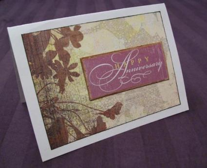 Making Pages For A Greeting Card Scrapbook LoveToKnow