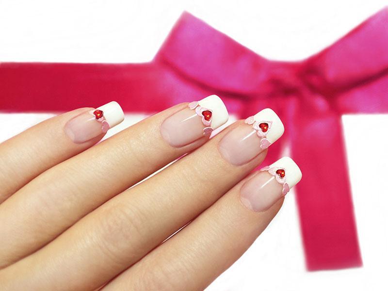 Valentines Nail Art Ideas Slideshow