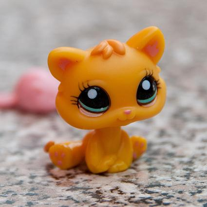 littlest pet shop cats # 56