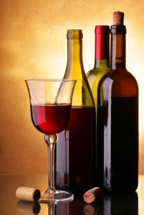 Image result for a  bottle of good red wine