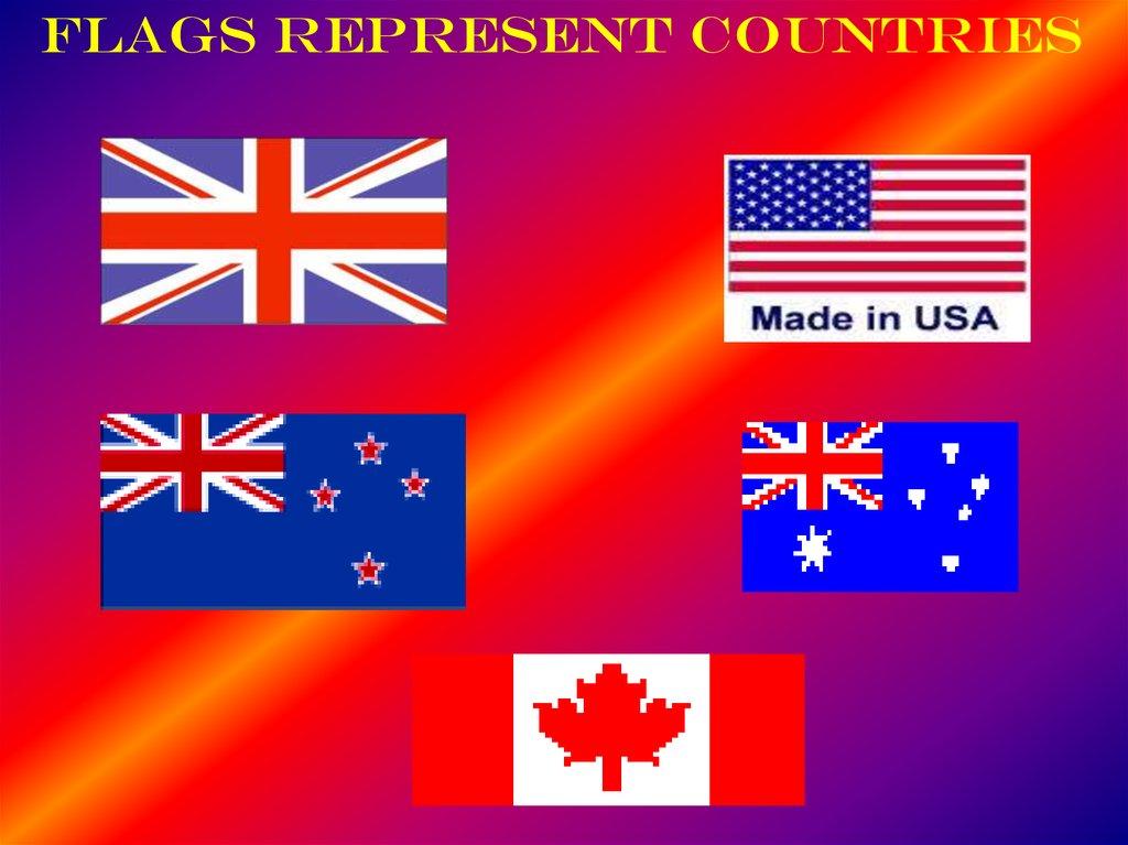 Canada America Britain And