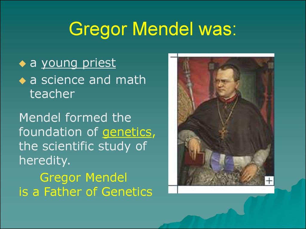 Mendel S Laws Genetic Int S