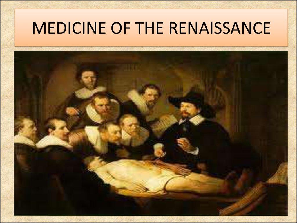 Medical And Art Surgery
