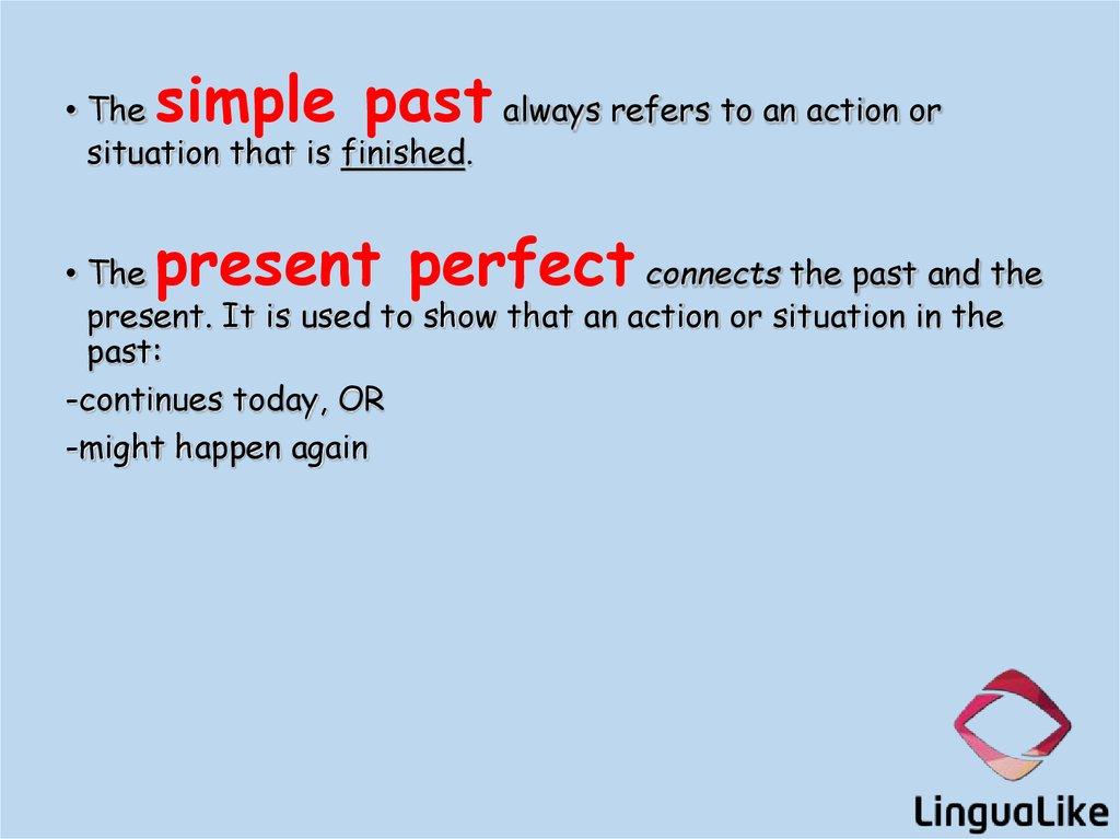 Present Continuous Sentences Tense Perfect