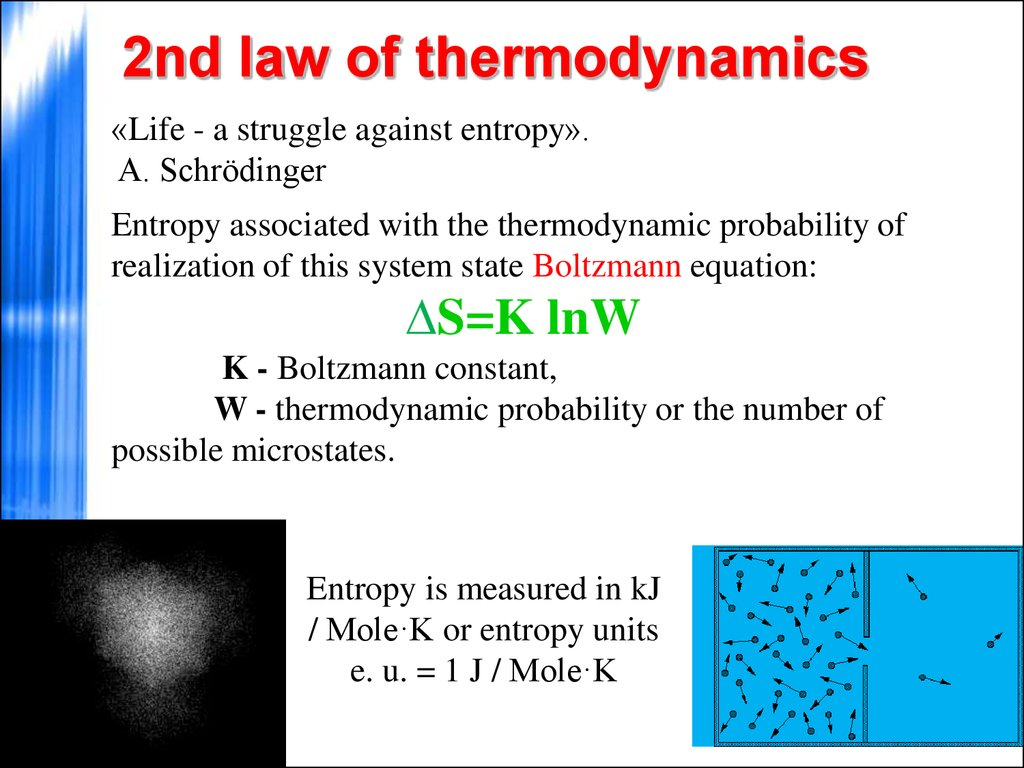 First Law Of Thermodynamics Equation Units