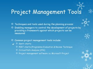 Project Management Tools  PERT and CPA  презентация онлайн