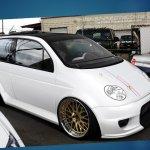 My Dream Car Is Daewoo Matiz Online Presentation