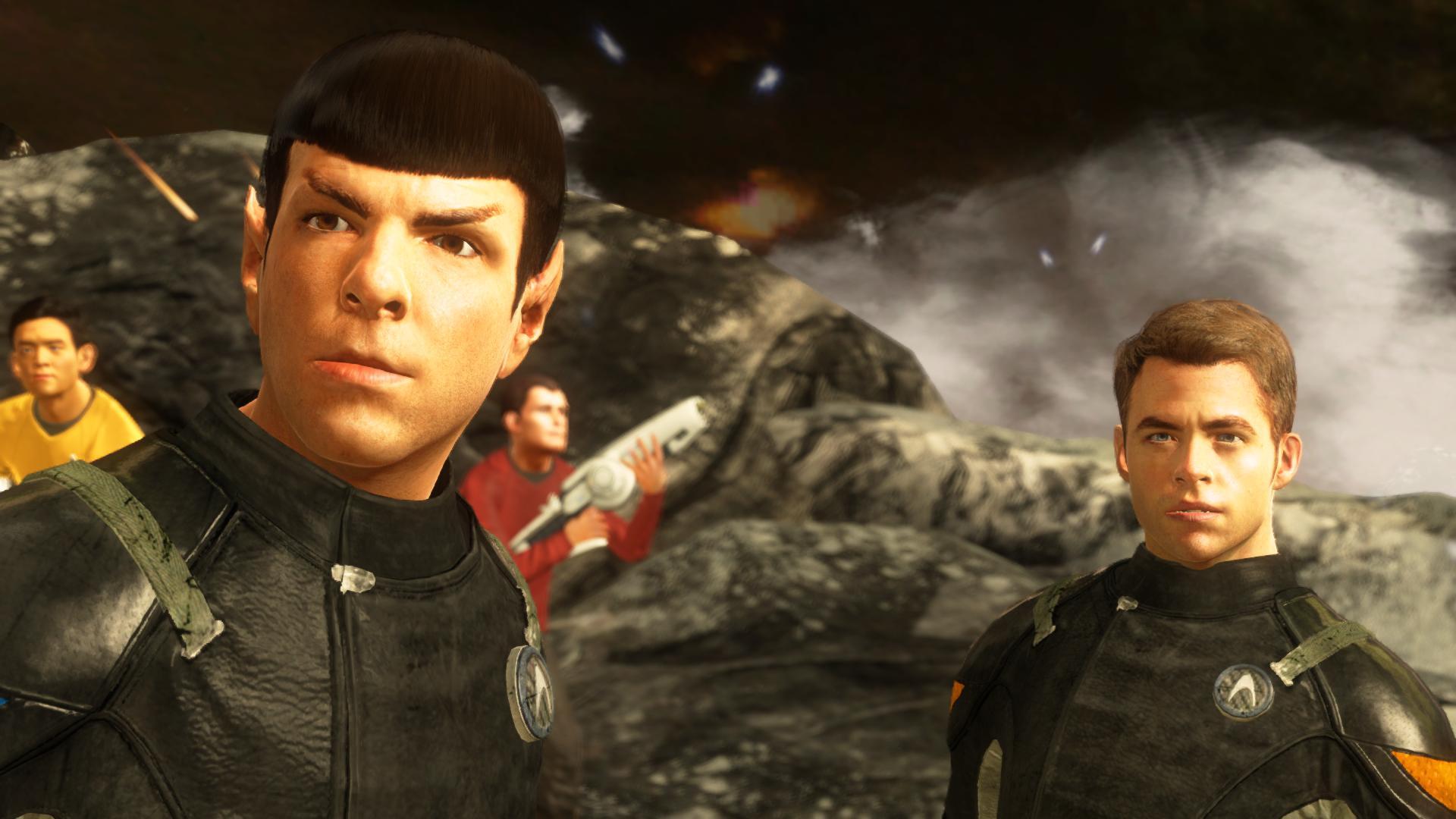 Image result for Star Trek- The Video Game