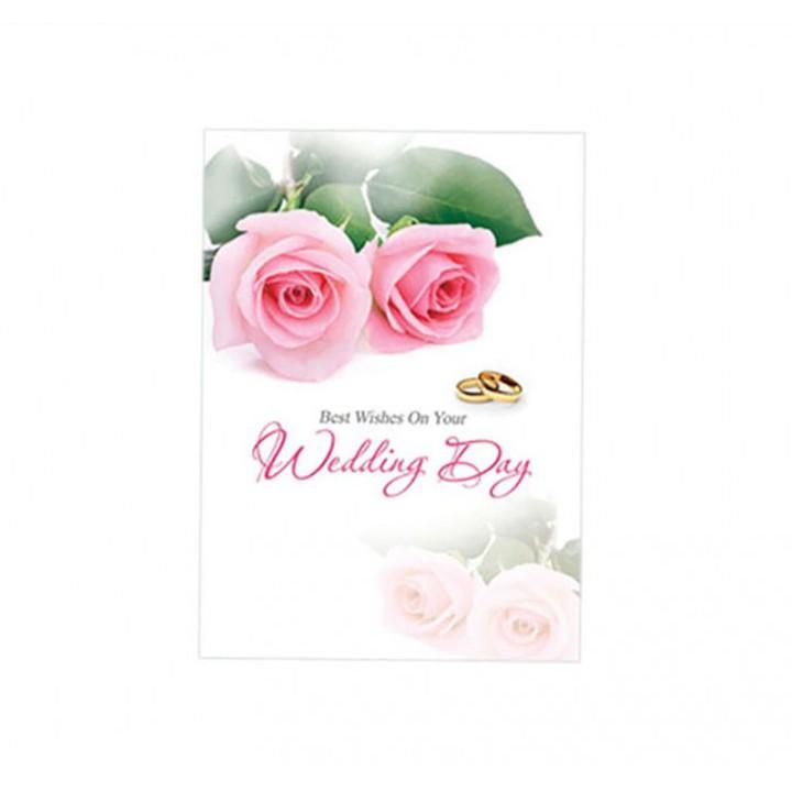 Kartu Ucapan Wedding Day Shopee Indonesia