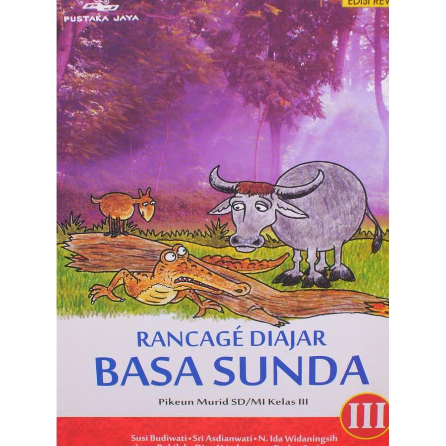 13 Kunci Jawaban Buku Bahasa Sunda Kelas 3 Kurikulum 2013 Revisi 2017 Lengkap Kirtya Basa