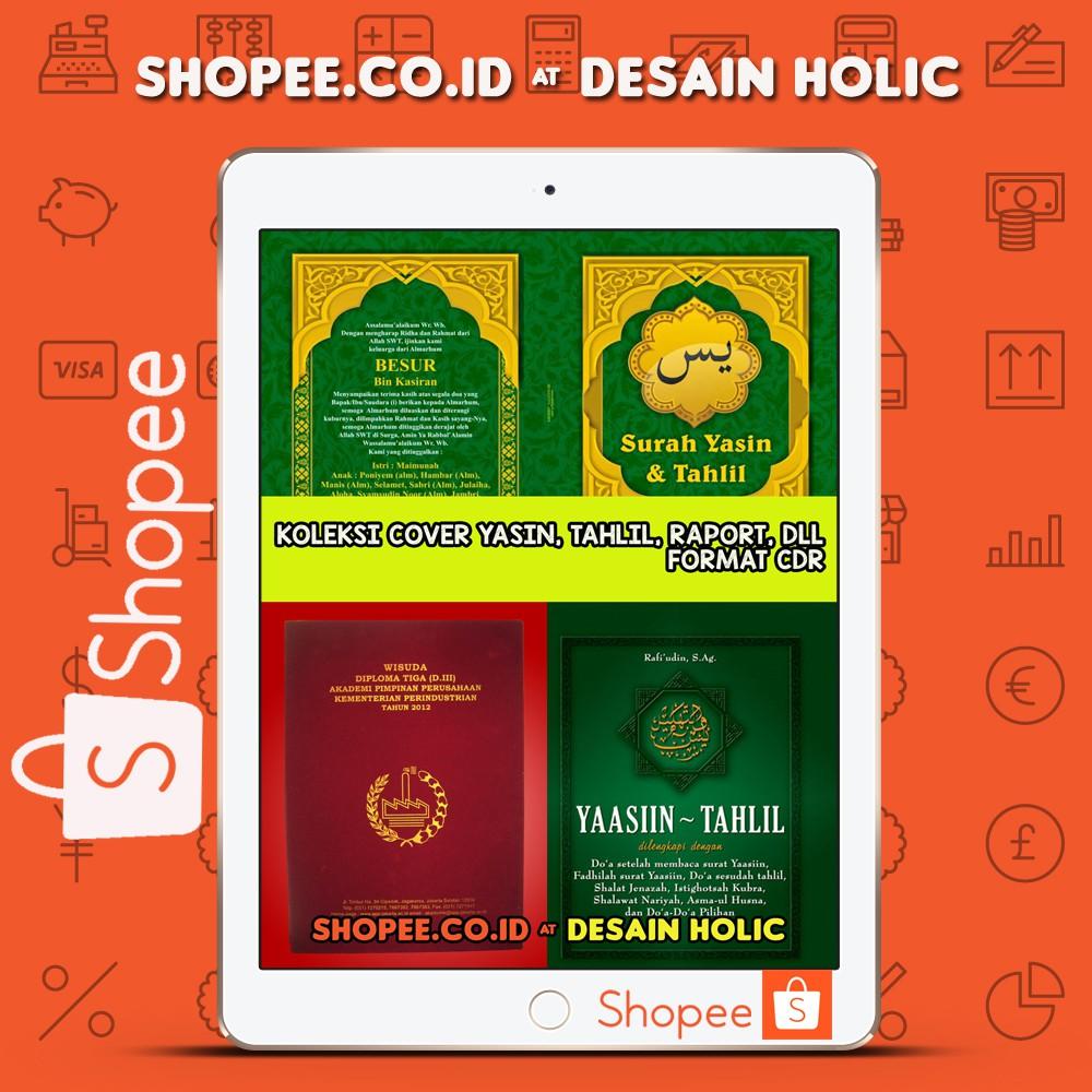 600 Template Desain Undangan Siap Edit Format Cdr Shopee Indonesia