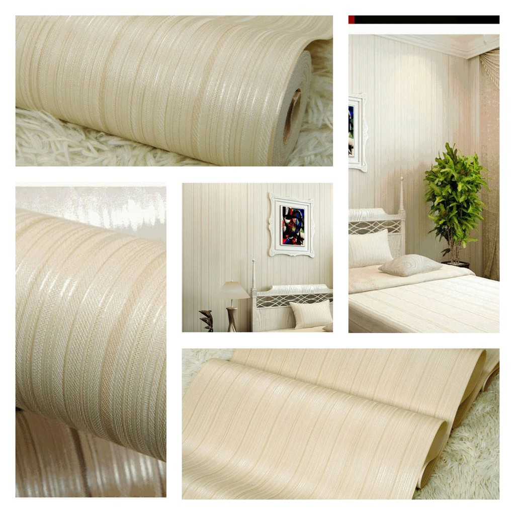 Premium Home Wallpaper Line Design Shopee Indonesia