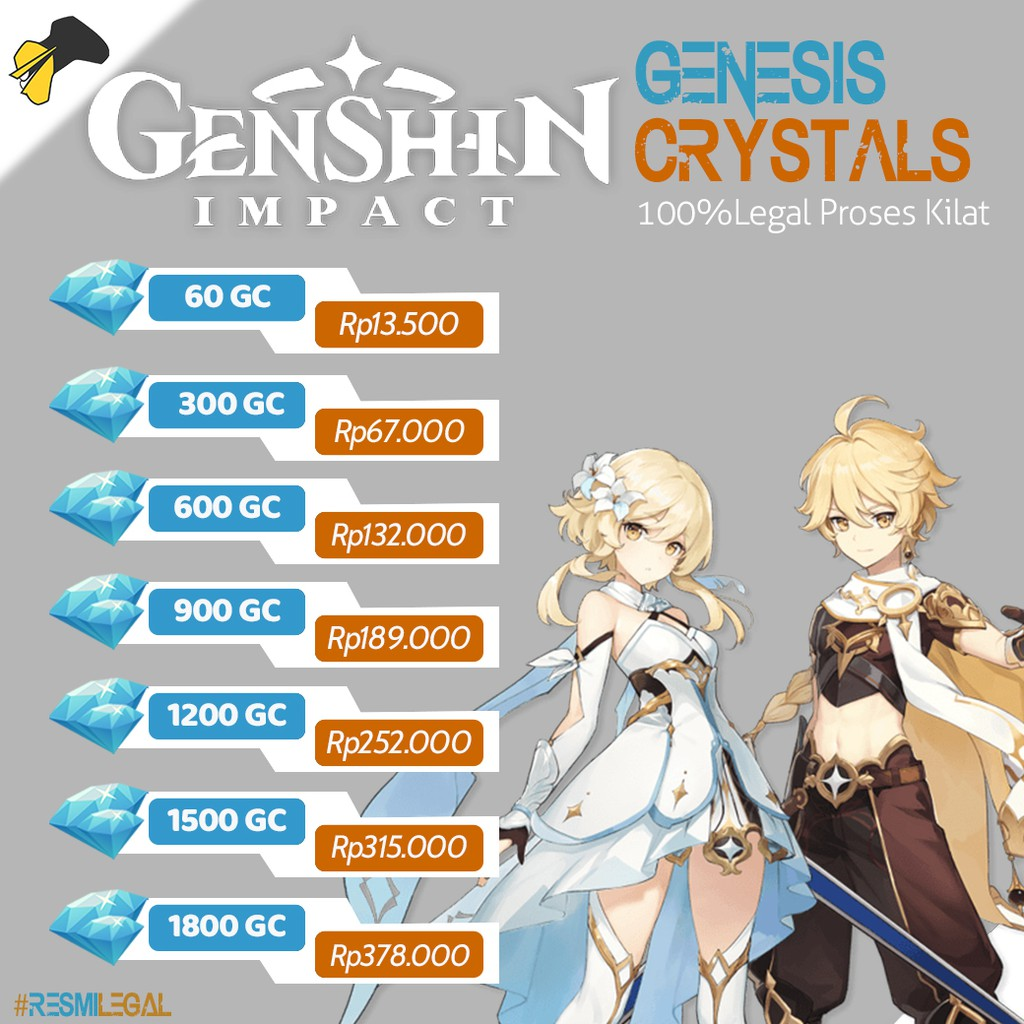 Genshin Impact 30 Free Wishes