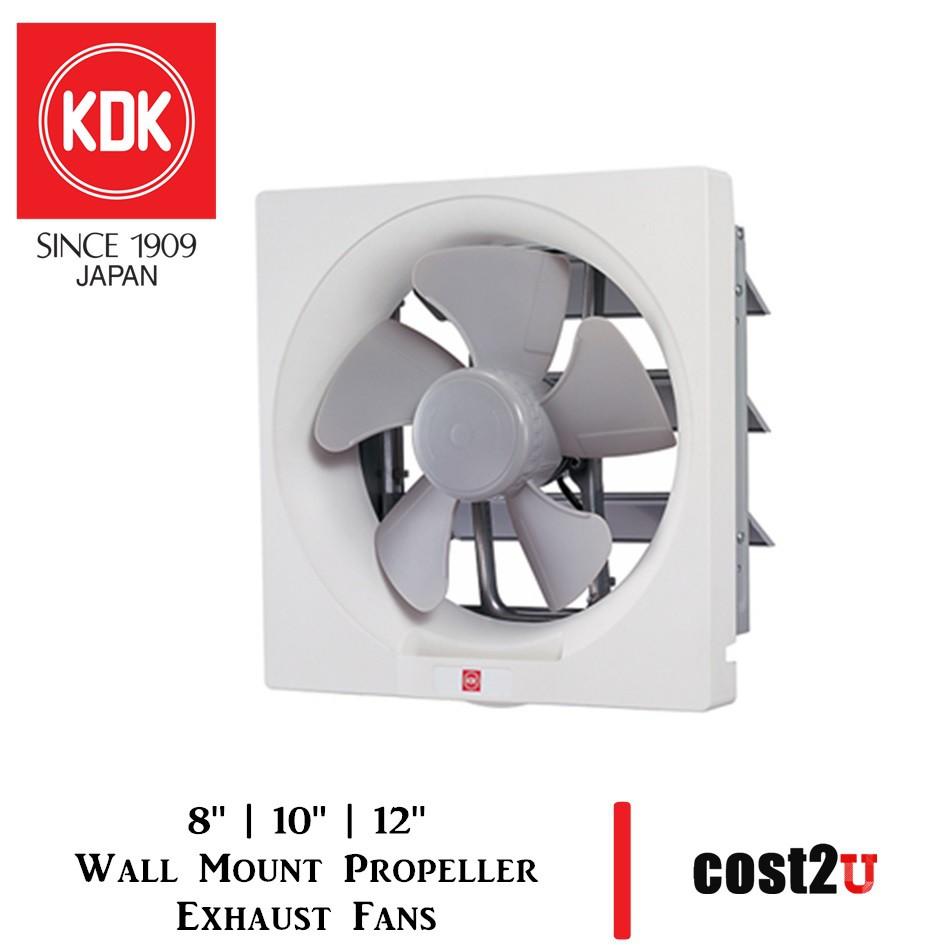 kdk wall exhaust fan 8 10 12 20aqm8 25aqm7 30aqm8 20aqm 25aqm 30aqm kipas ekzos 排气扇 抽风扇