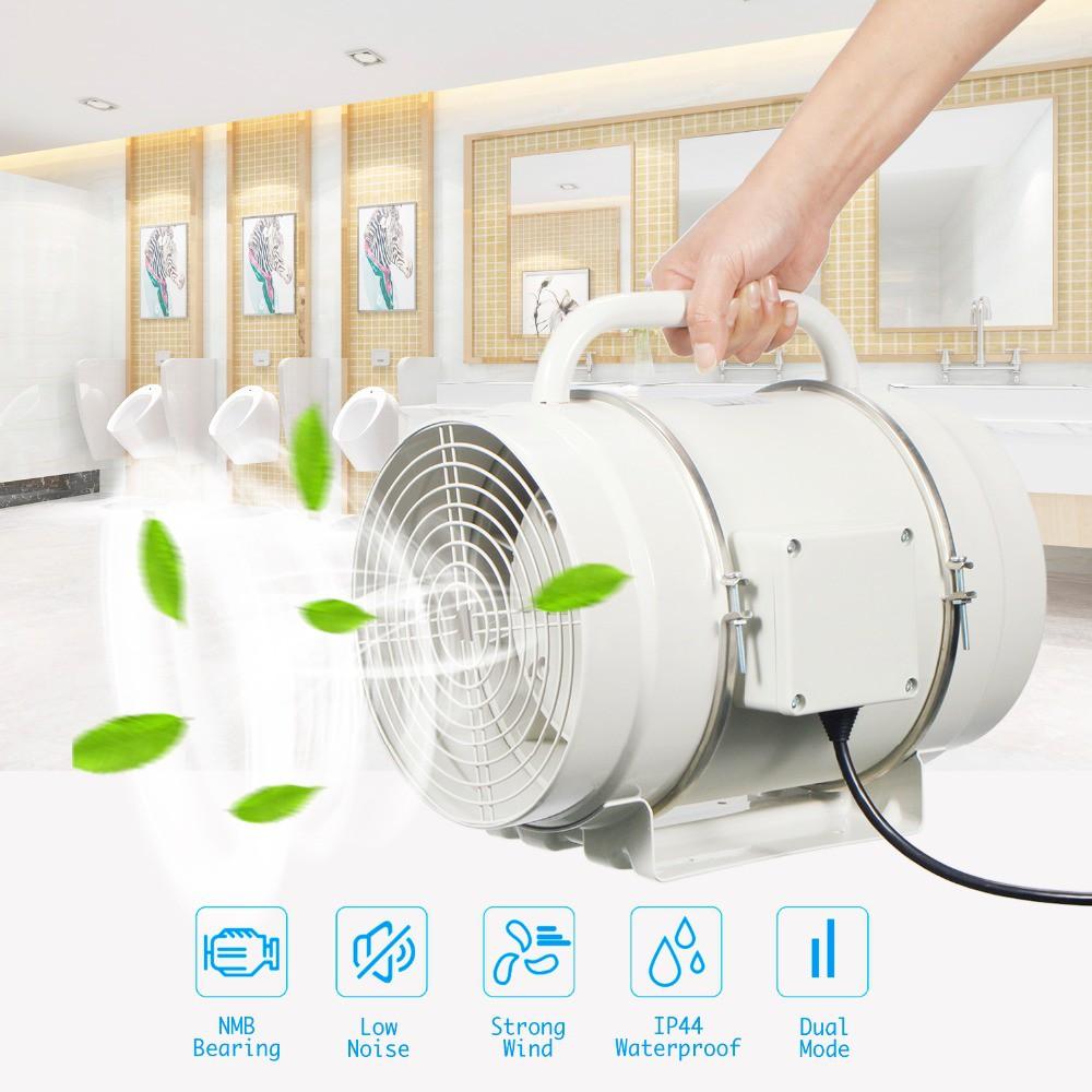extractor fan ducted ventilator turbo fan ventilation system exhaust duct fan