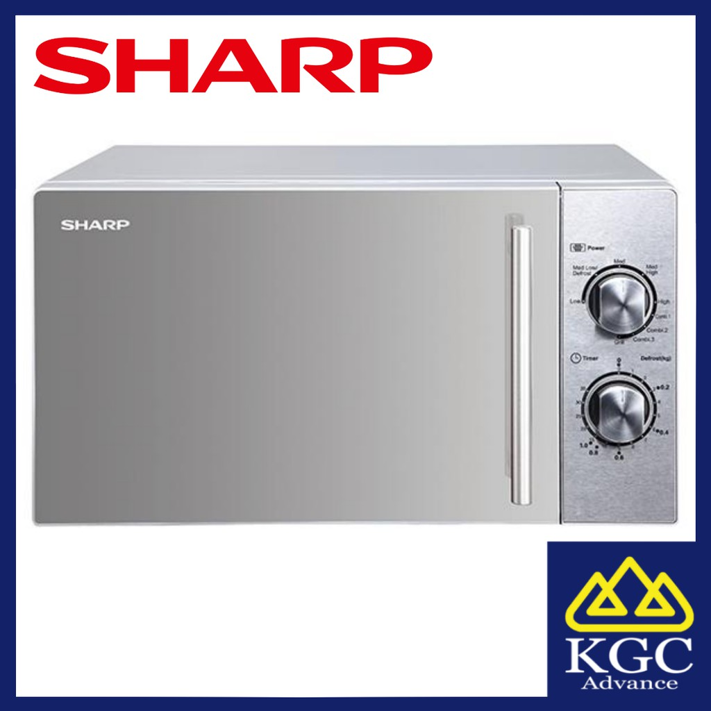 sharp 20l 800w microwave oven with grill r613cst