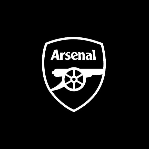 europe top club arsenal fc car stickers truck door tail decor vinyl decoration