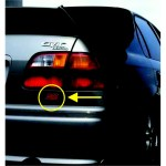 Honda Civic Si Rear Decal Shopee Malaysia