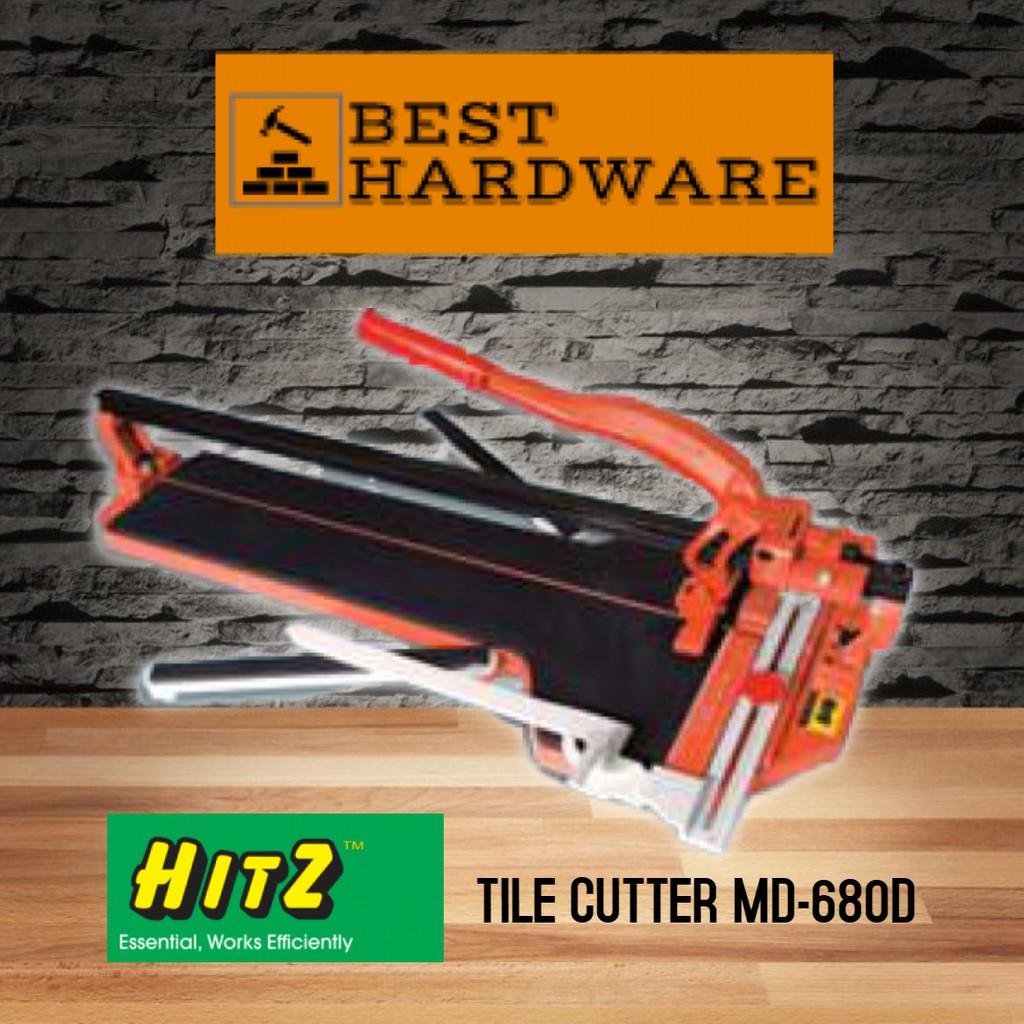hitz professional tile cutter new md 680 b1 n