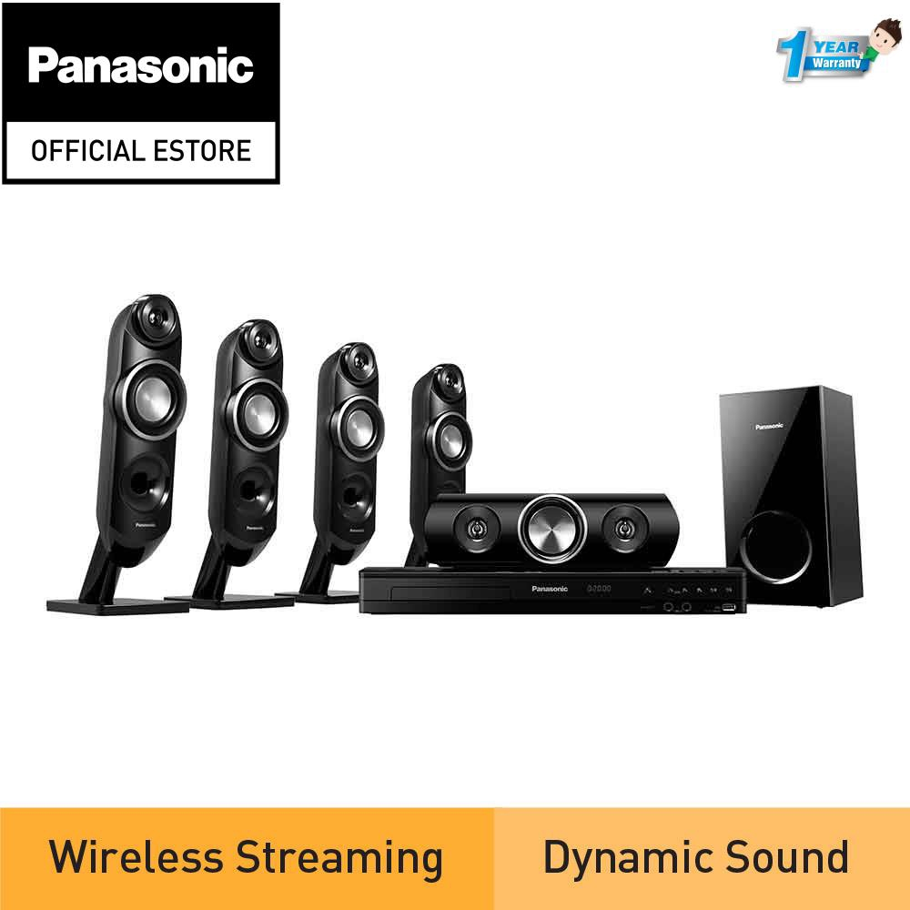 Panasonic Dvd Home Theater System Sc Xh315 Shopee Malaysia