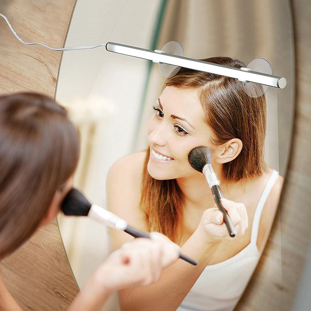 beauty bright instant vanity lighting dimmable led mirror light portable vani