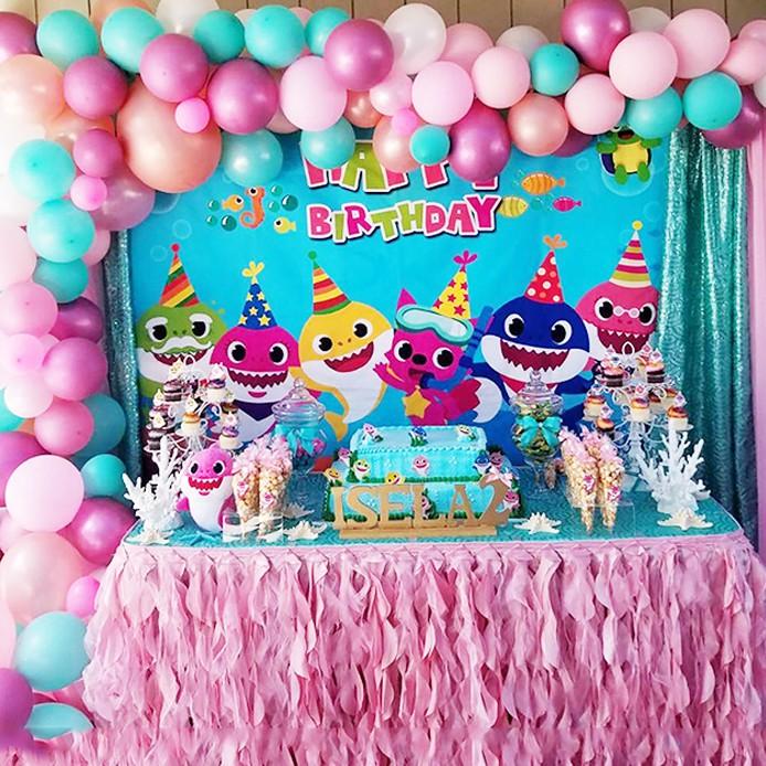 Celebrations Occasions Baby Shark Birthday Party Baby Shark Cake Topper Baby Shark Birthday Favors Kisetsu System Co Jp