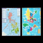 Map Of The World Map Of The Philippines Shopee Philippines
