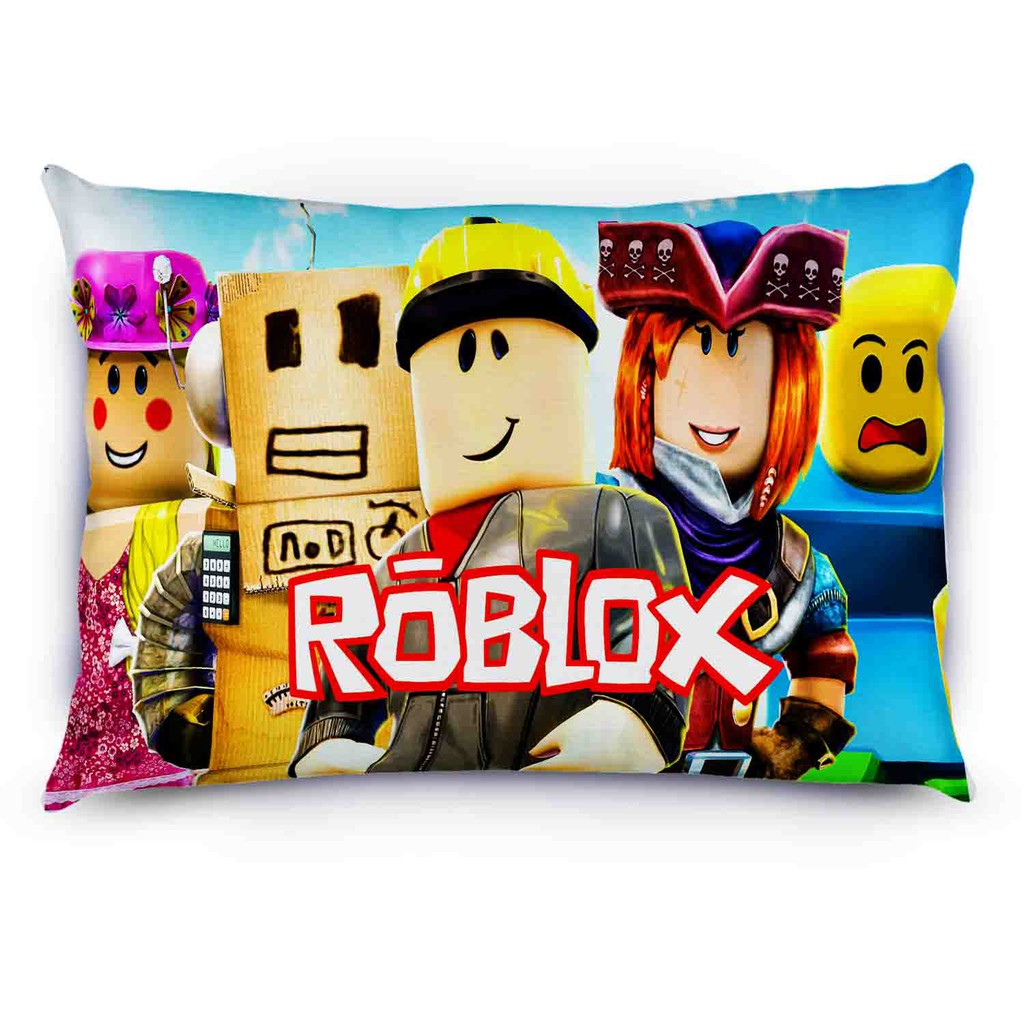 livepillow roblox pillow toys big size 13x18 inches design 04