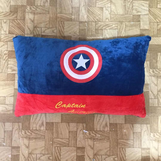 cod character pillow captain america