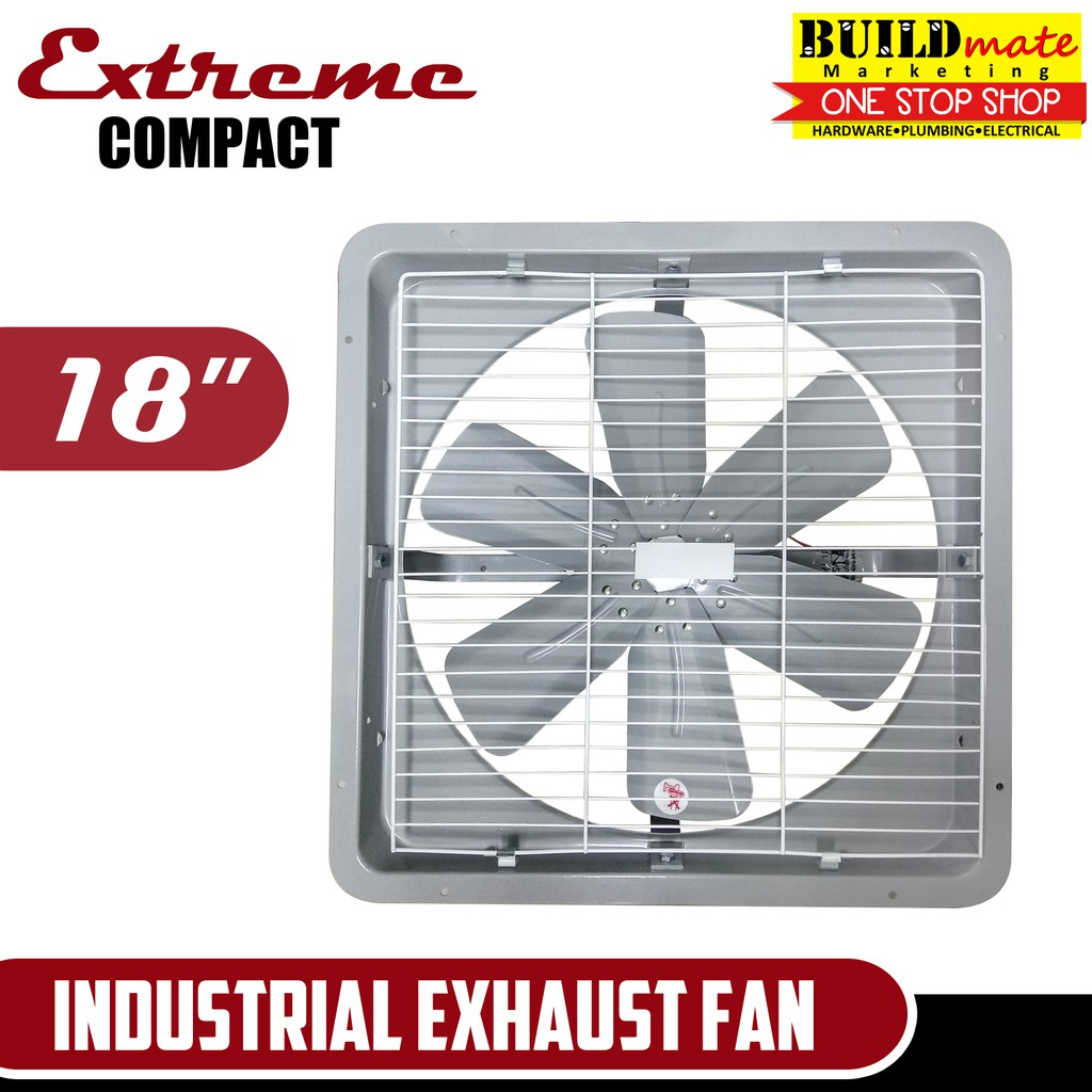 extreme compact industrial exhaust fan 18