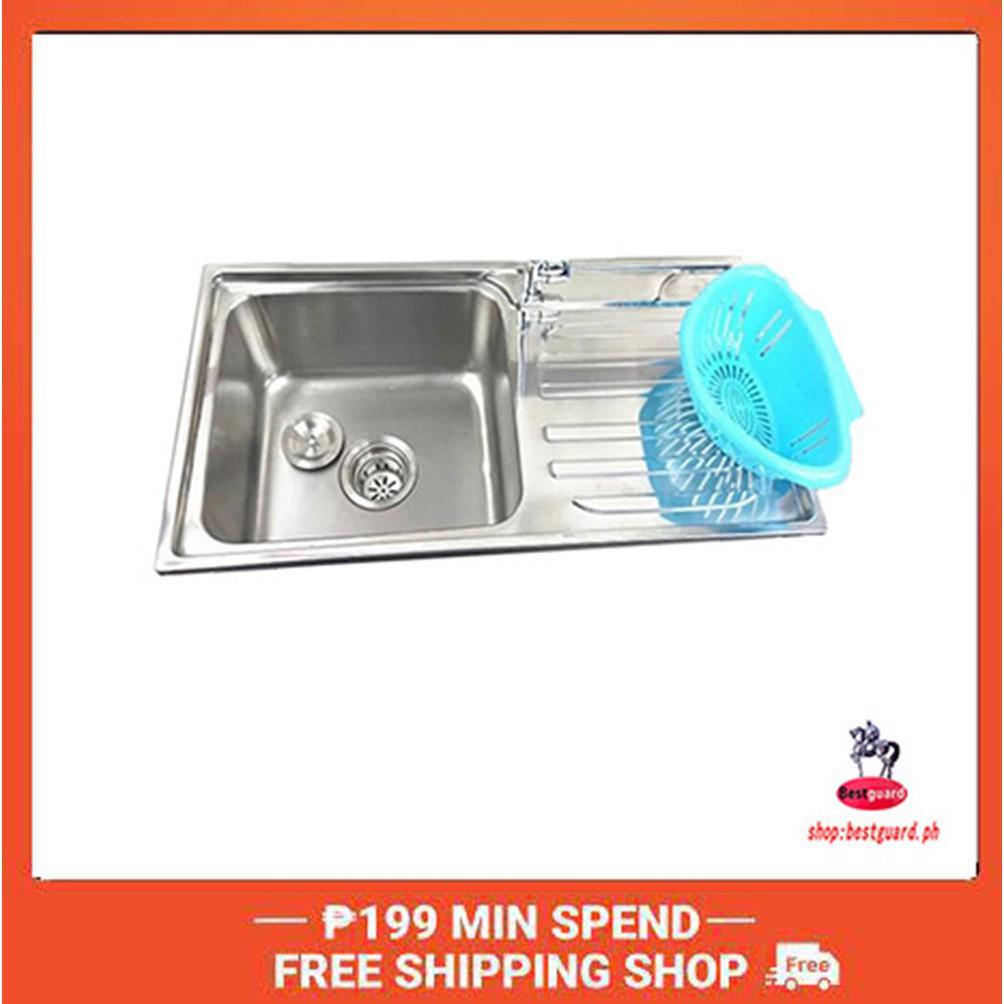 bestguard b3633 stainless steel sink