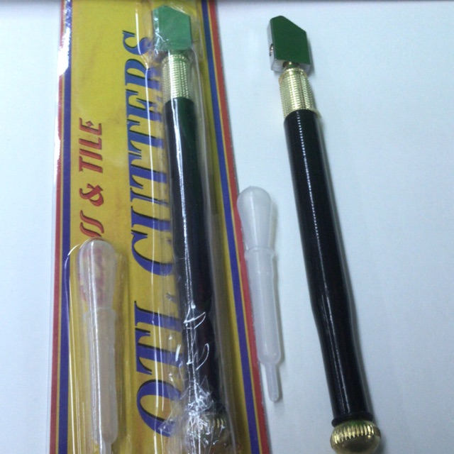 glass and tile oil cutter