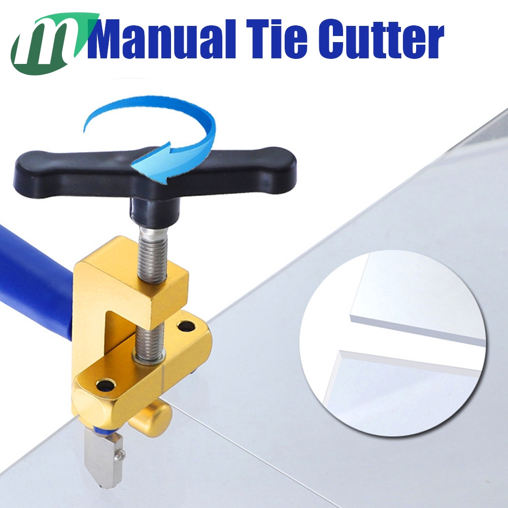 manual glass tile cutter hand held glass cutter tile cutter perfect for cutting and separate