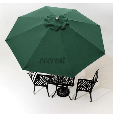 outdoor garden parasol canopy cover yard patio umbrella fabric 115 300 300cm patio shade