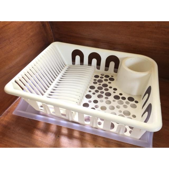 ikea dish rack with water tray for drain japan ikea surplus