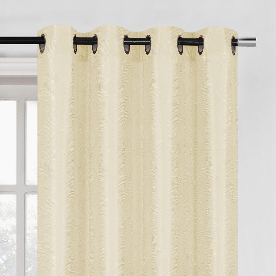 mandaue foam yw j19045 lines pattern curtain 54x72