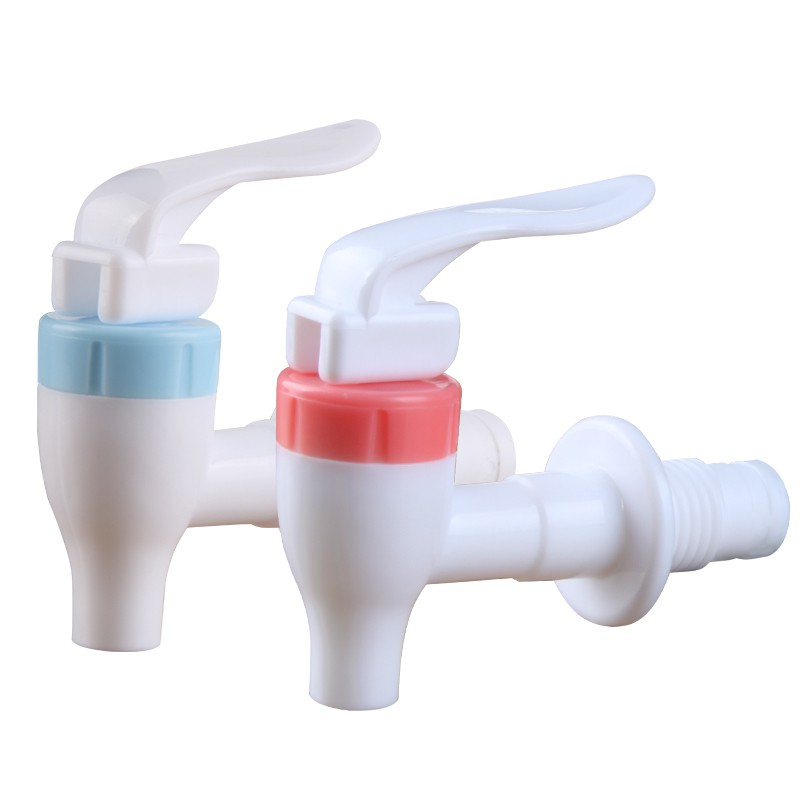 universal size push type plastic hot water dispenser faucet tap replacement part