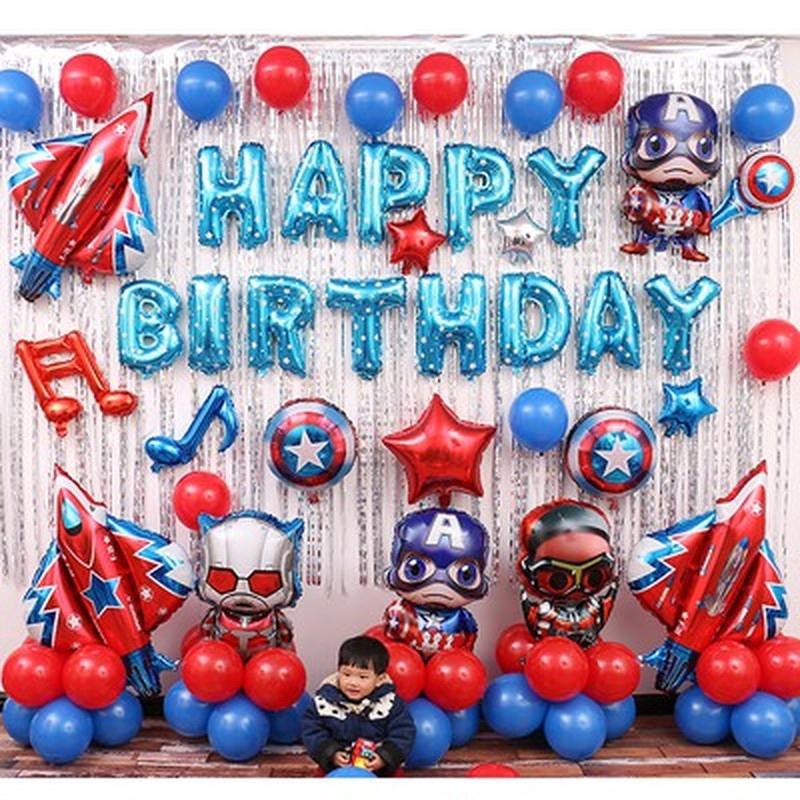 Ready Stock Cartoon Theme Birthday Party Decoration Mega Set Boy Girl Shopee Philippines