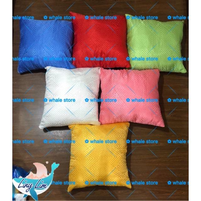 throw pillow case elegant size20 20 inches square pillowcase